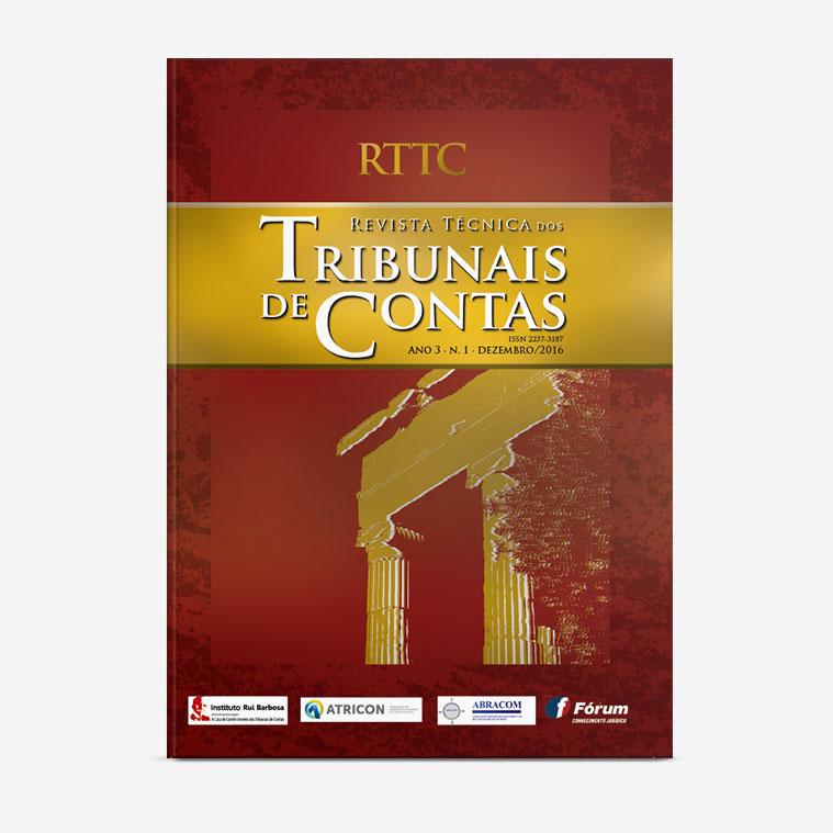 Visualizar 2016: Revista Técnica dos Tribunais de Contas